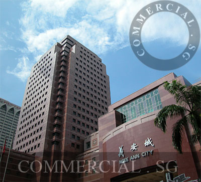 Commercial Sg Ngee Ann City Tower B Serviced Office For Rent At Level 23 Singapore