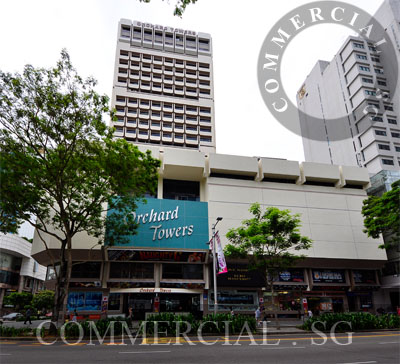 Commercial sg orchard towers 6236 sqft office space for 2 boon leat terrace