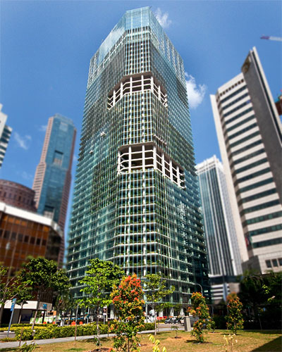 office rental in Singapore